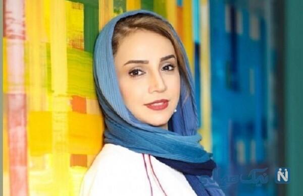 نصیحت های شبنم قلی خانی بازیگر سریال مانکن درباره غیبت کردن
