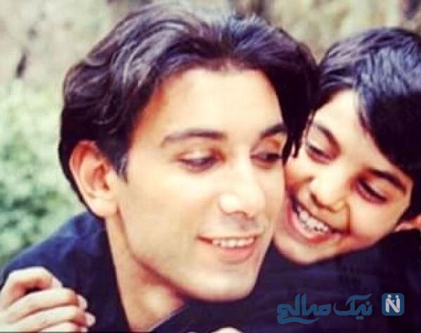 تصویری از شادمهر عقیلی و سینا مهراد