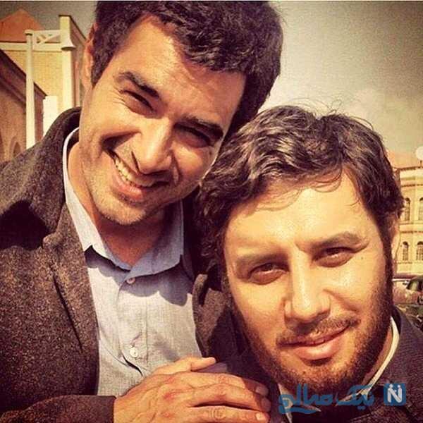 خاطره جالب شهاب حسینی و جواد عزتی