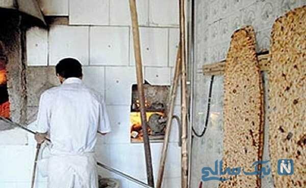 ماجرای حرکت جنجالی شاطر نانوایی تهرانی از زبان خودش