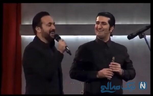 خوانندگی احمد مهرانفر در همرفیق