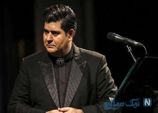 آواز خوانی سالار عقیلی خواننده