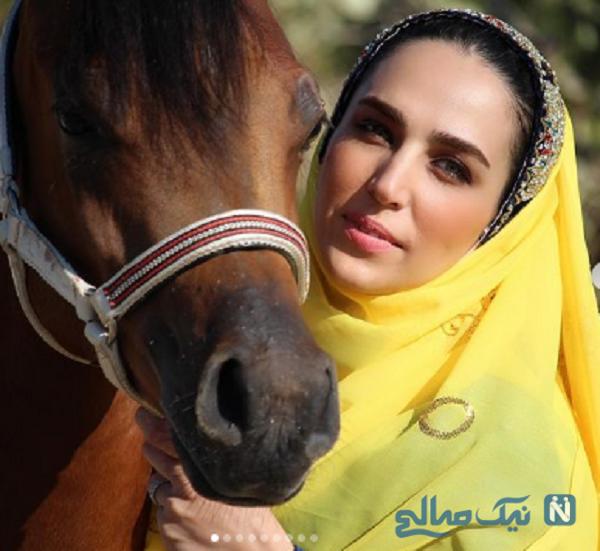 اسب سواری سوگل طهماسبی