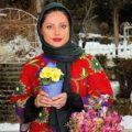 تصویر جالب از سولماز غنی بازیگر سریال ملکه گدایان در کنار همسرش