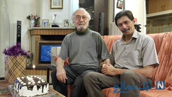 پورنگ پسر پرویز پورحسینی