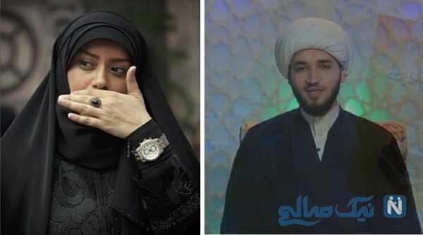 همسر روحانی خانم بازیگر
