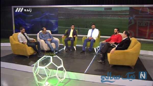 تصویری از مهمانان فوتبال برتر