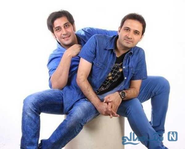 سعید شیخ زاده و برادرش