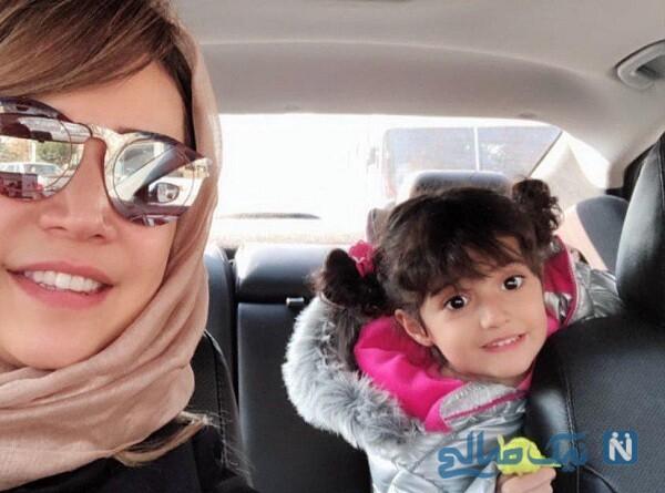 دختر شبنم قلی خانی