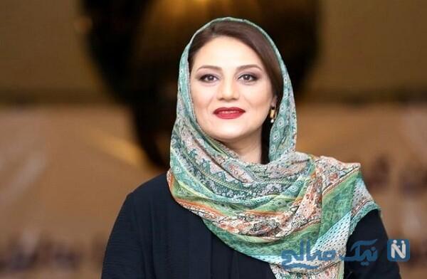 تبریک تولد ویژه شبنم مقدمی برای همسرش علیرضا آرا