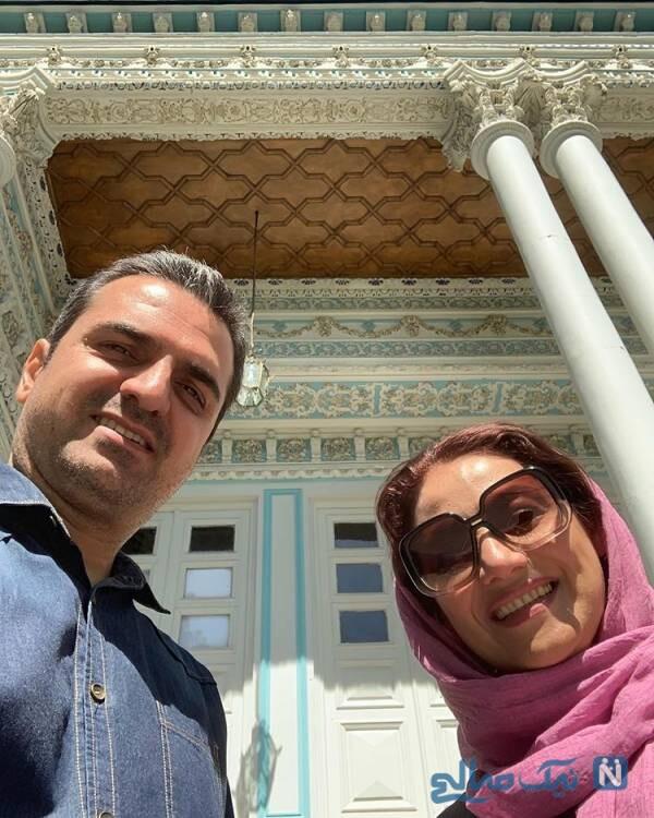 تبریک شبنم مقدمی برای سال تولد علیرضا آرا