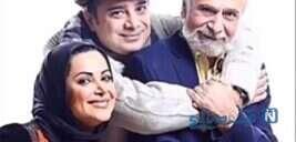 بازیگران مشهور سینما و تلویزیون در کنار پدرشان