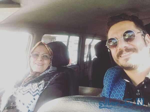 مادر عباس غزالی