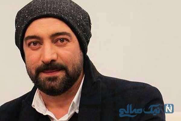 عکس کمتر دیده شده از همسر مجید صالحی بازیگر فیلم صحنه زنی
