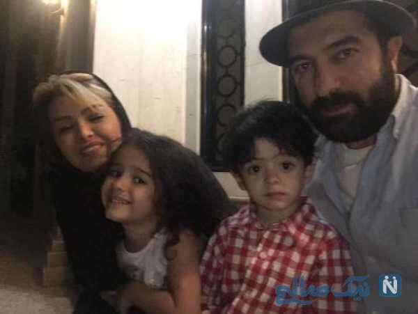 همسر مجید صالحی بازیگر معروف
