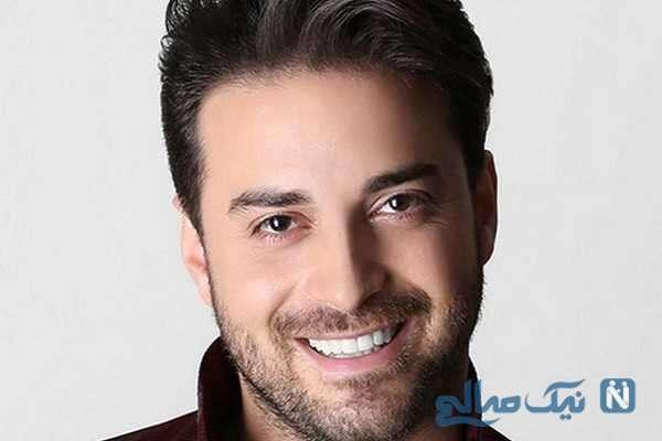 اولین اجرای زنده بابک جهانبخش بعد از عمل قلب به برای مرحوم انصاریان