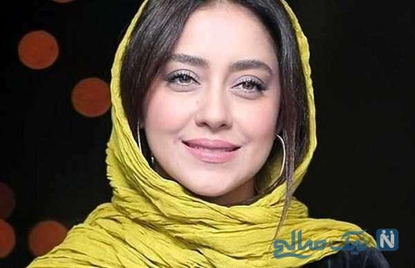 استایل های بهاره کیان افشار زن زیبای مسلمان , شیک و زمستانی