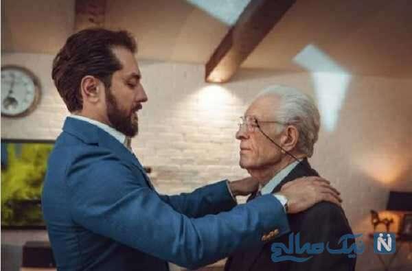 بهرام رادان و پدرش
