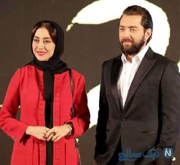 بهاره کیان افشار و آقای بازیگر