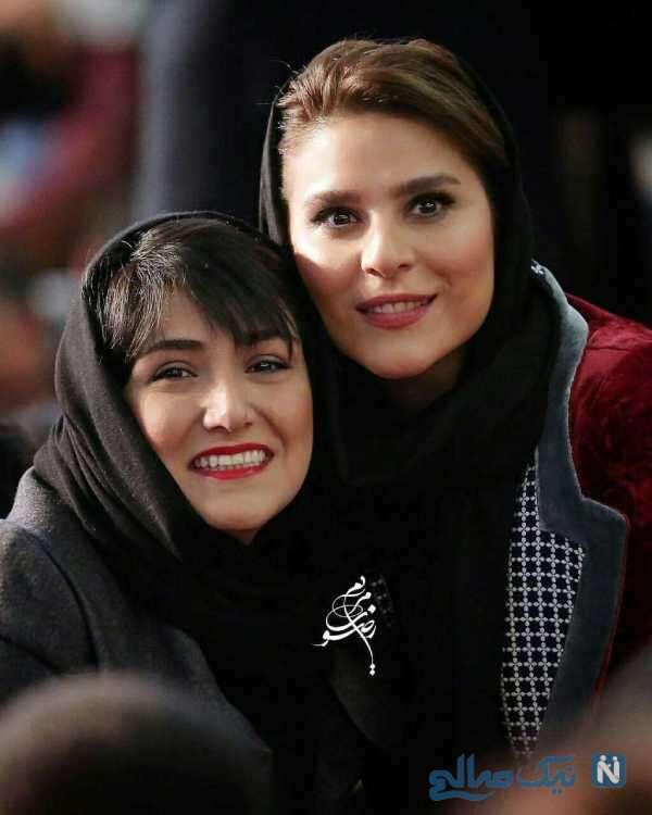 سحر دولتشاهی و باران کوثری در جشنواره فیلم فجر