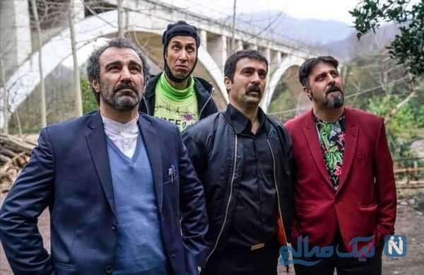 تصویری از محسن تنابنده بازیگر پایتخت
