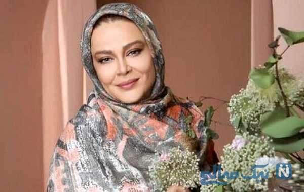 پست عاشقانه بازیگر سینما بهاره رهنما برای همسرش به مناسبت روز مرد