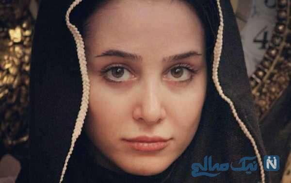 گریه الناز حبیبی و پژمان جمشیدی برای انصاریان در جشنواره فجر