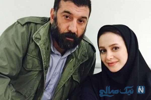 علی انصاریان و الناز حبیبی