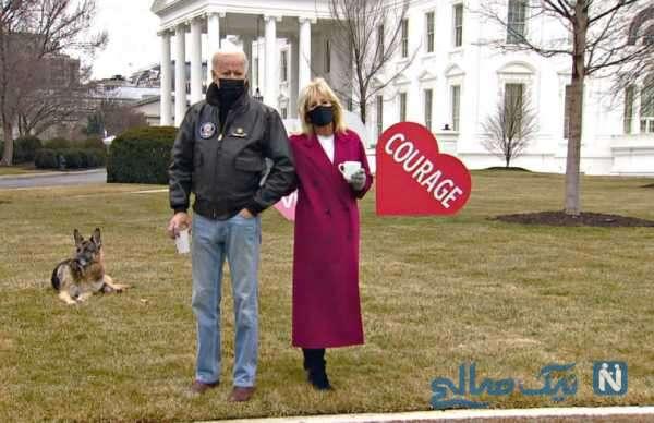 جیل بایدن بانوی اول آمریکا