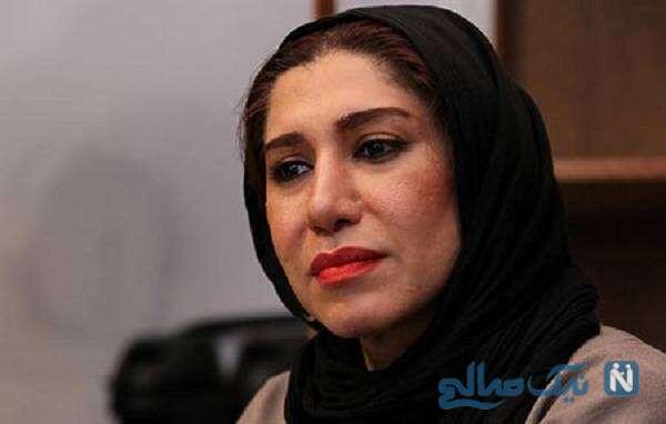 بیماری همسر نسیم ادبی , روایت تلخ خانم بازیگر از علت فوت همسرش