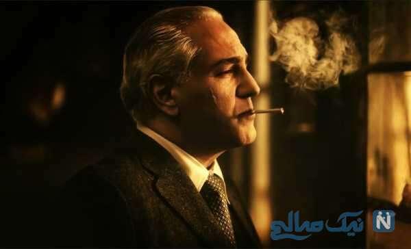 گریم عجیب مهران مدیری برای فیلم خائن کشی