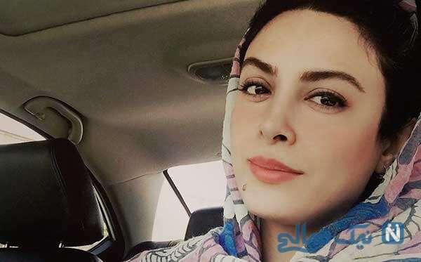 چالش جدید و خشن حدیثه تهرانی و همسرش