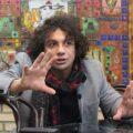 استایل عجیب ایمان اشراقی بازیگر خط قرمز در بازار بزرگ تهران