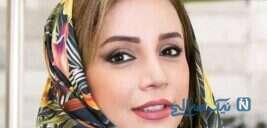 طبیعت گردی بازیگر شبنم قلی خانی به همراه دوستش