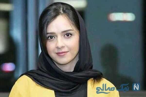 تصویری از ترانه علیدوستی بازیگر ایرانی