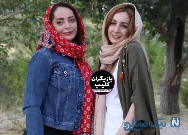 شباهت بازیگران ایرانی و خواهرانشان