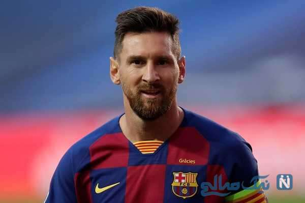 جنجال درآمد چند میلیون یورویی لیونل مسی فوتبالیست معروف