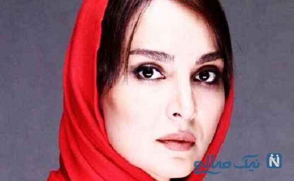 استایل شیک و جذاب مهدیه نساج بازیگر سریال بیگانه ای با من است
