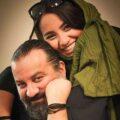 مهراب قاسم خانی و دخترش نیروانا در جزیره زیبای کیش