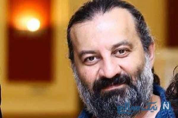 تیپ مجلسی مهراب قاسم خانی نویسنده معروف در عروسی برادرش