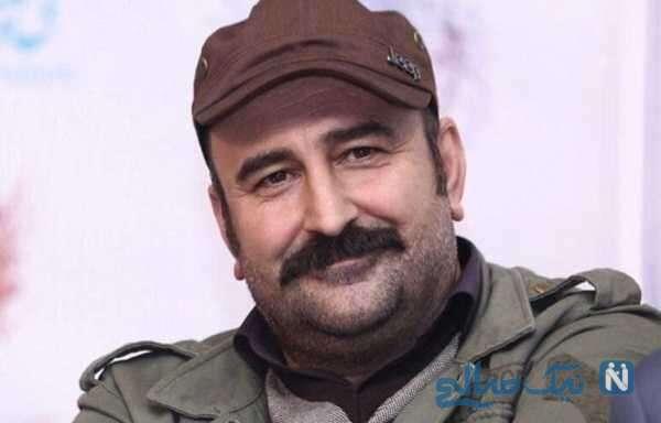 جشن تولد مهران احمدی بازیگر سریال پایتخت به وقت ۴۷ سالگی