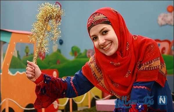 هدیه متفاوت ملیکا زارعی مجری معروف برای روز زن