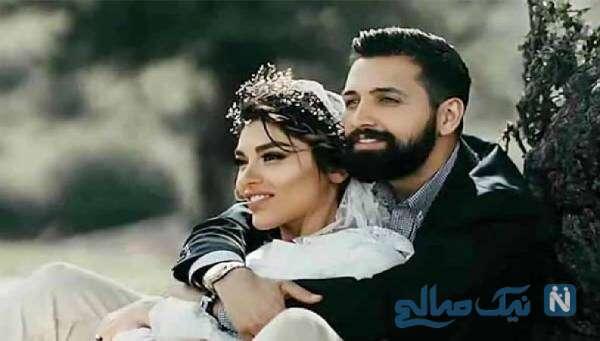 موزیک ویدیو محسن افشانی برای همسرش