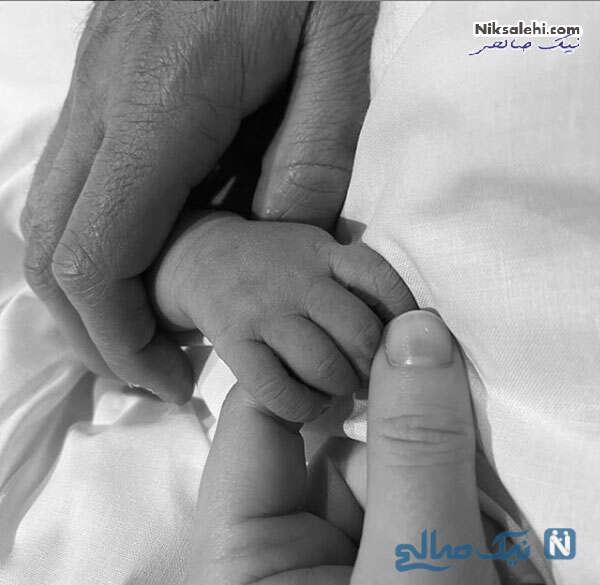 نوزاد پرنسس یوجینی