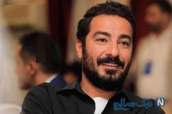 چهره و بازی متفاوت نوید محمدزاده و مهران غفوریان در سریال «قورباغه»