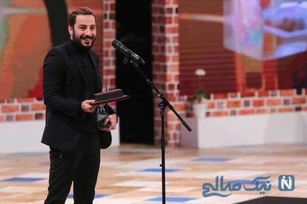 استایل نوید محمدزاده در جشنواره فجر