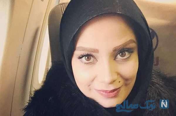 ظاهر جدید صبا راد مجری معروف بعد از بازگشت به ایران