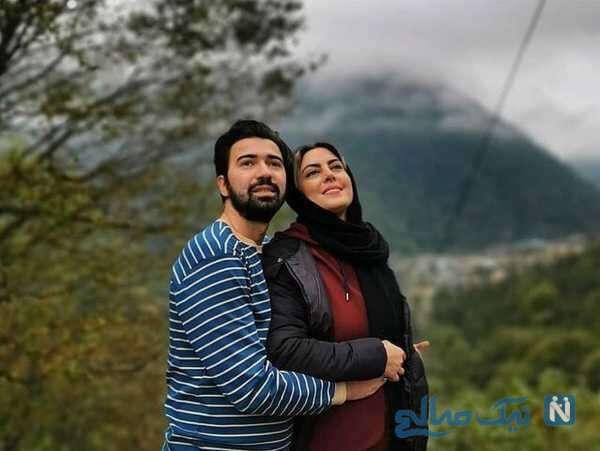 همسر نیلوفر شهیدی بازیگر