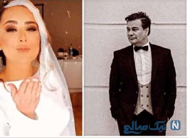 عروسی پیمان قاسم خانی و همسر دومش