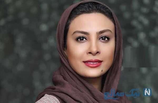 گردش لاکچری حدیثه تهرانی بازیگر زن در طبیعت زیبای شمال